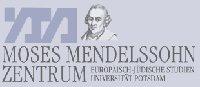 Logo Moses Mendelssohn Zentrum